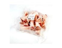 Aspius Teľacie kosti špikové - špalíky mraz. váž. cca 1 kg