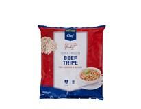 Horeca Select Hovädzie držky výberové varené krájané mraz. 1x1 kg