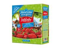 Hnojivo na jahody 2kg Juhočeské +30% navyše 1ks