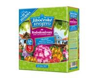 Hnojivo na rododendróny 2kg Juhočeské 1ks +30% navyše