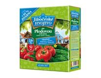 Hnojivo na plodovú zeleninu Jihočeské 2kg + 30% navyše