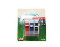 Páska mix 3D assort 9mmx3m DYMO 3ks