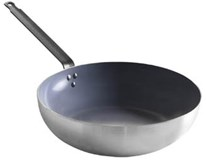 Panvica wok hliníková Marble 28cm Hendi 1ks