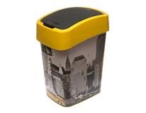 Odpadkový kôš Flip Bin 25L New York 1ks