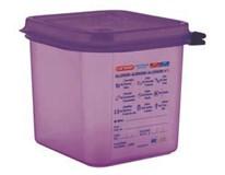 Gastro nádoba  Araven alerg. potraviny 1/2 150mm 1ks