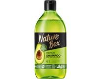 Nature box Avokádo šampón na vlasy 1x385 ml