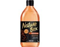 Nature box Marhuľa šampón na vlasy 1x385 ml