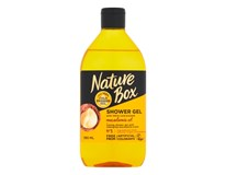 Nature box Makadiáma sprchový gél 1x385 ml