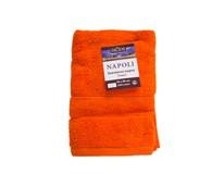Uterák Napoli 50x90cm oranžový Dilios 1ks