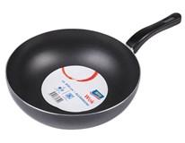 Panvica wok hliník 30cm čierna ARO 1ks