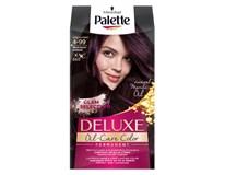 Palette Deluxe 880 tmavo fialová farba na vlasy 1x1 ks