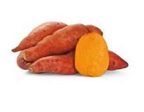 Batáty oranžovomäsité M/L EG čerstvé váž. cca 6 kg