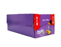 Milka Crunchy Break white 36x26 g