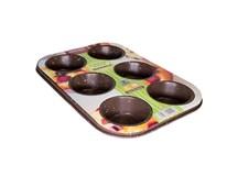 Forma na 6 muffinov Marble LT3081 Lamart 1ks
