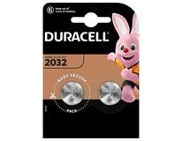 Batérie Lithium 2032 Duracell 2ks