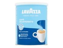 Lavazza decaffeinated bezkofeínová káva mletá 1x250 g dóza