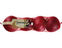 Cibuľa Gourmet červená 60+ čerstvá 1x4 ks sieť