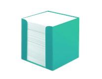 Blok kocka 9x9cm 700 listov karibská tyrkysová Herlitz 1ks