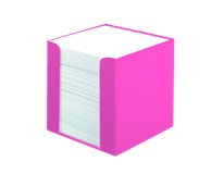 Blok kocka 9x9cm 700 listov indonézská ružová Herlitz 1ks