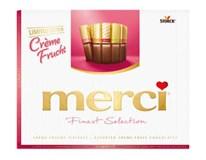 Merci tabuľková čokoláda Créme Fruit 1x250 g