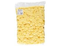 Zemiaky lúpané surové krájané 1x5 kg fólia