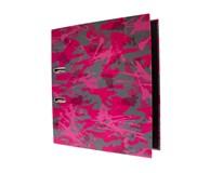 Šanón A4/8cm Camouflage ružový Herlitz 1ks