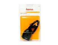 Kábel HDMI vidlica 90°-90° 3* 1,5m HAMA 1ks