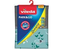 Poťah na žehliacu dosku Park&Go modrý Vileda 1ks
