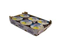 Zvolenský jogurt Gréckeho typu citrón a zázvor chlad. 6x125 g