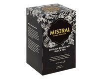 Mistral Classic Selection English breakfast čierny čaj 1x40 g