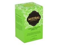Mistral Classic Selection Lime&eucalyptus zelený čaj 1x36 g