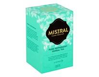 Mistral Classic Selection Pure peppermint bylinný čaj 1x40 g