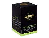Mistral Grand Selection Special Leaf Chun Mee zelený čaj bio 1x36 g