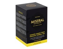 Mistral Grand Selection Ginger lemon twist bylinný čaj 1x33 g