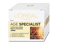 L'Oréal Age Specialist vyživujúci denný krém 65+ 1x50 ml
