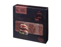 Hovädzí hamburger a dry aged mäsom IRL 8x150 g