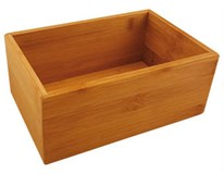 Box na potraviny Bamboo 23x15x9,5cm Tarringtom House 1ks