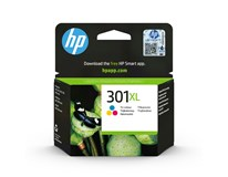 Cartridge 301XL cmyk HP 1ks