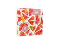 Obrúsky papierové Watermelon 3-vrstvové 30cm Harmony 1x20 ks