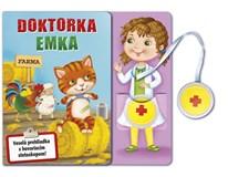 Doktorka Emka, vydavateľstvo Vakát, 2018