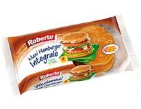 Roberto Maxi hamburger celozrnný vegan 4x75 g