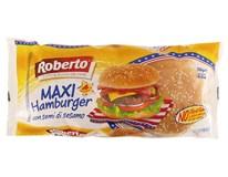 Roberto Maxi hamburger sézamový vegan 4x75 g