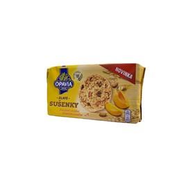 Opavia Zlaté sušienky s marhuľami a mandľami 1x120 g