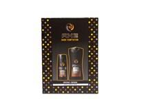 Axe Kazeta Dark Temptation sprchový gél 250ml+deodorant 150ml 1x1 ks