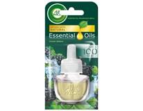 Air wick Essentials Oils Lesný potok náhradná náplň do elektr.prístroja 1x19 ml