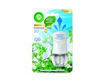 Air wick Essentials Oils Prádlo vo vánku elektrický strojček + náplň 1x19 ml