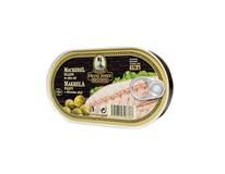 Franz Josef Makrela filety v olivovom oleji 1x170 g