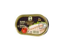 Franz Josef Filety makrela salamina 1x170 g