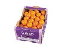 Mandarínky Klementina 3/4 čerstvé 1x10 kg kartón