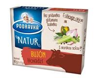 Podravka Natur Bujón hovädzí 1x60 g